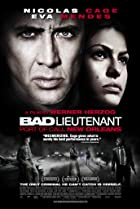 Bad Lieutenant: Port of Call New Orleans (2009) Poster