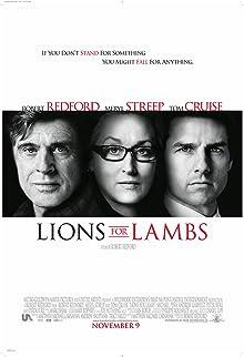 Poster Von Löwen und Lämmern