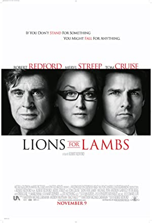 watch Lions for Lambs full movie 720