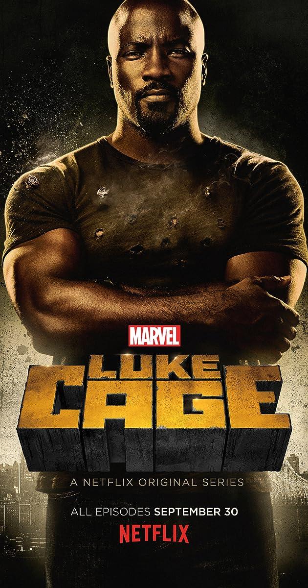 Lukas Keidžas (1 Sezonas) / Luke Cage (Season 1) (2016) online