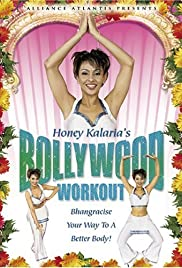 Bollywood Workout Poster