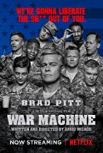 War Machine In Hindi Dubbed(2017)