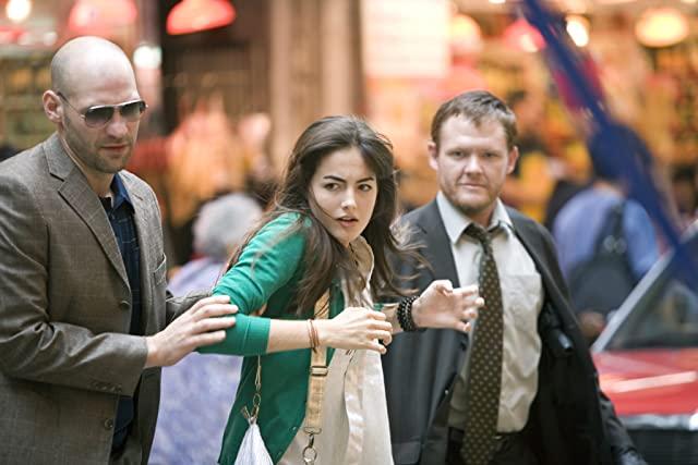 Camilla Belle, Scott Michael Campbell, and Corey Stoll in Push (2009)