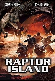 Raptor Island Poster