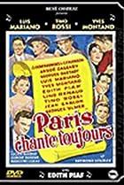 Image of Paris Still Sings!