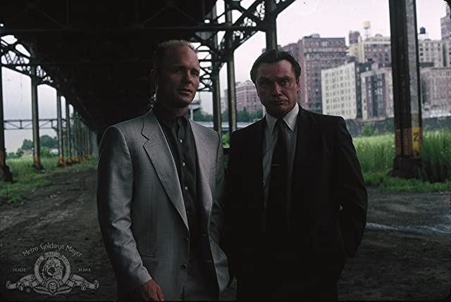 Ed Harris and R.D. Call in State of Grace (1990)