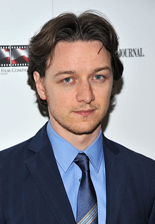James McAvoy at The Conspirator (2010)