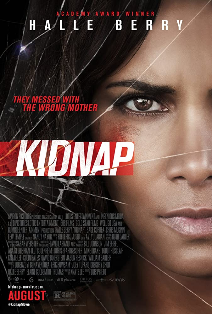 movie poster for Kidnap