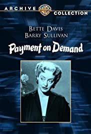 Payment on Demand Poster