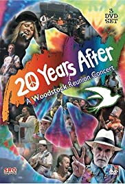 20 Years After: A Woodstock Reunion Poster