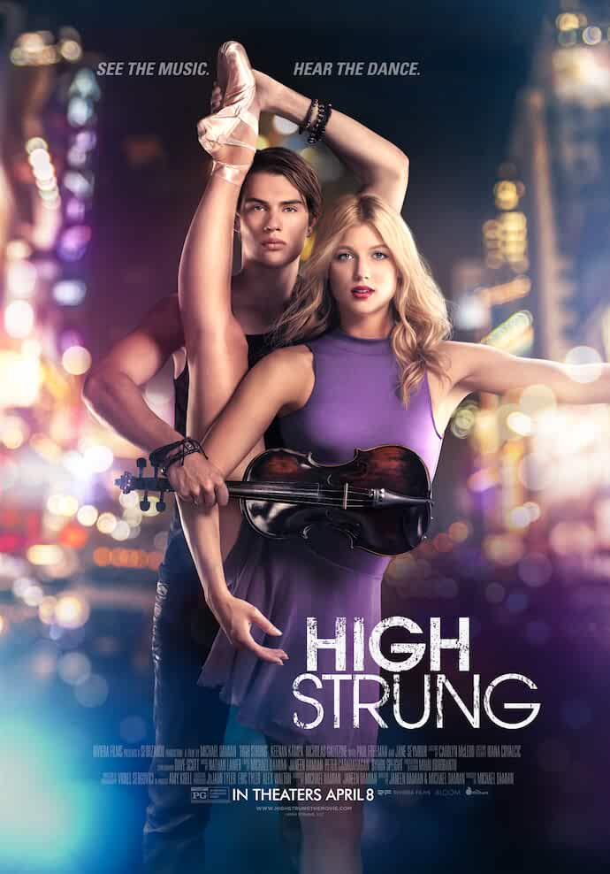 Poster High Strung 2016 Full HD Movie Download 720p
