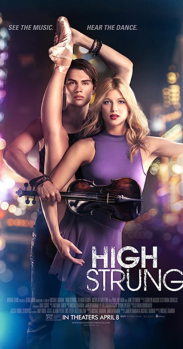 Gatvės šokiai: Niujorkas / High Strung (2016) Online