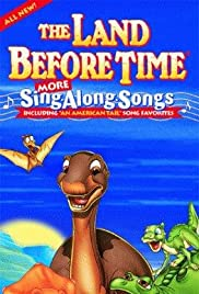 The Land Before Time More Singalong Songs Poster