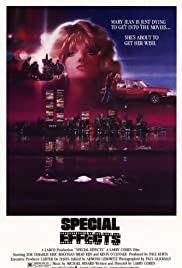 Special Effects (1984) Poster - Movie Forum, Cast, Reviews
