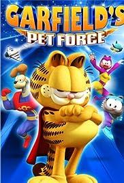 Garfield's Pet Force(2009) Poster - Movie Forum, Cast, Reviews