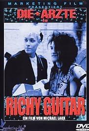 Richy Guitar Poster