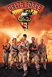 Delta Force 3: The Killing Game Poster