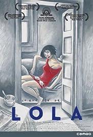 Lo que sé de Lola Poster