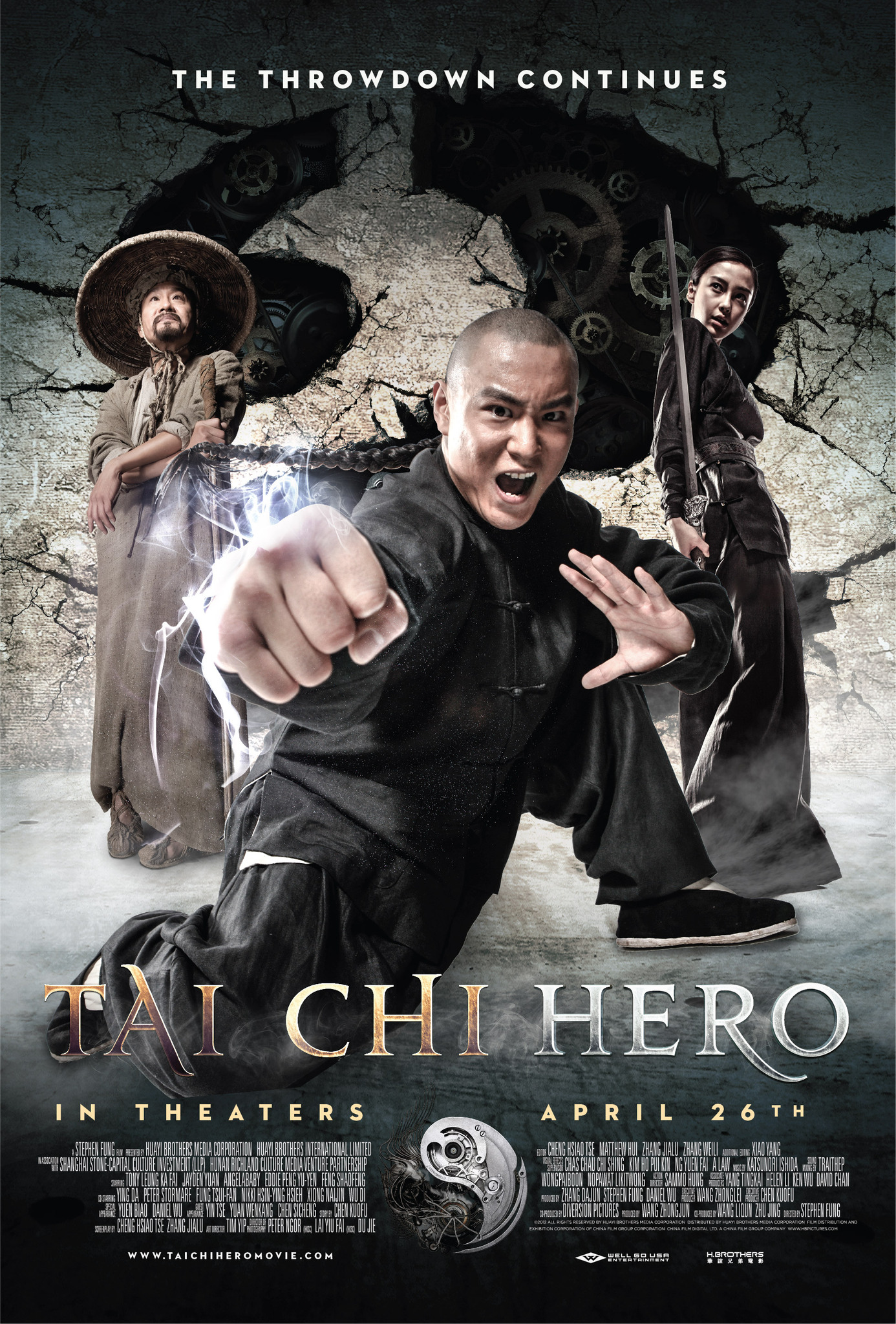 image Tai Chi Hero Watch Full Movie Free Online