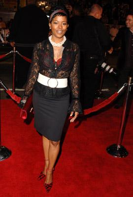Malinda Williams at Get Rich or Die Tryin' (2005)