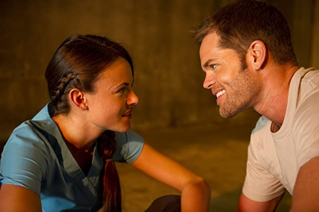 Wes Chatham and Sarah Butler in The Philly Kid (2012)