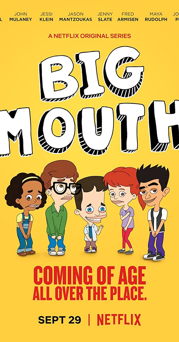 big mouth serien stream