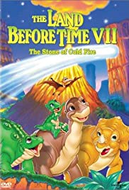 The Land Before Time VII: The Stone of Cold Fire (2000) Poster - Movie Forum, Cast, Reviews
