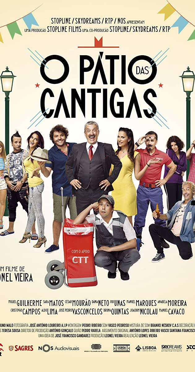 O Pátio Das Cantigas (2015)   IMDb
