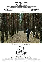 Le dernier des injustes(2013) Poster - Movie Forum, Cast, Reviews
