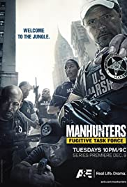 Manhunters: Fugitive Task Force Poster