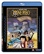 One Piece: The Desert Princess And The Pirates: Adventure In Alabasta (2007)