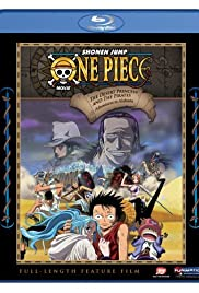 One Piece: Episode of Alabaster - Sabaku no Ojou to Kaizoku Tachi Poster