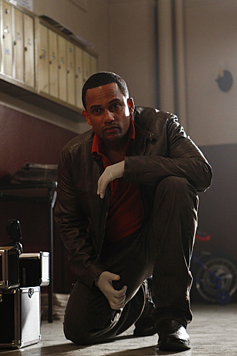 Hill Harper in CSI: NY (2004)