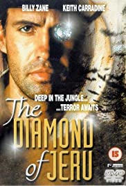 The Diamond of Jeru Poster