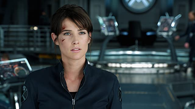 Cobie Smulders in The Avengers (2012)