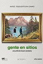 Gente en sitios (2013) Poster