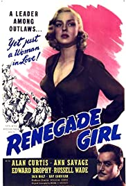 Renegade Girl Poster
