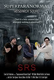 Superparanormal Research Squad Poster