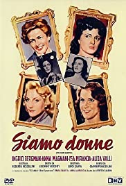 Siamo donne (1953) Poster - Movie Forum, Cast, Reviews