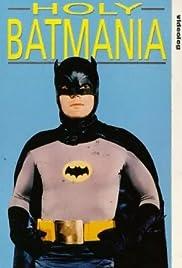 Holy Batmania Poster