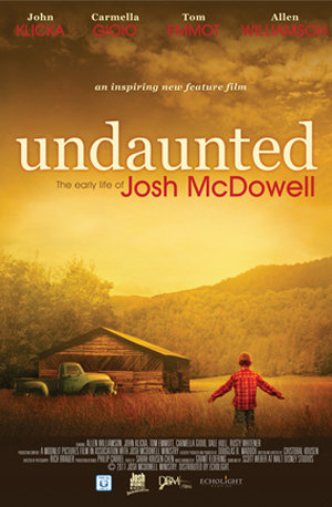 Undaunted… The Early Life of Josh McDowell