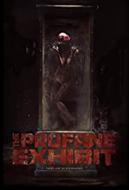 The Profane Exhibit Poster