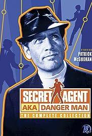 Secret Agent Poster - TV Show Forum, Cast, Reviews