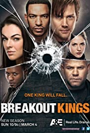 Breakout Kings Poster - TV Show Forum, Cast, Reviews