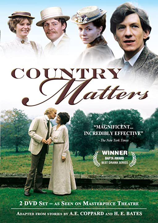Ian McKellen and Prunella Ransome in Country Matters (1972)
