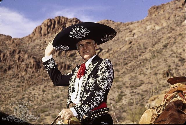 Steve Martin in ¡Three Amigos! (1986)
