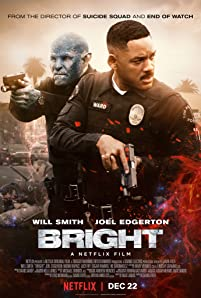 Set in a world where mystical creatures live side by side with humans. A human cop is forced to work with an Orc to find a weapon everyone is prepared to kill for.