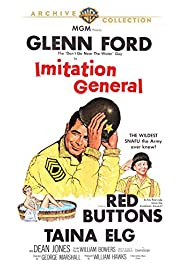 Imitation General (1958) Poster - Movie Forum, Cast, Reviews