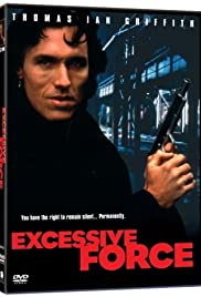 Excessive Force Poster