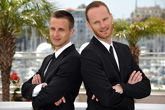 Anders Danielsen Lie and Joachim Trier
